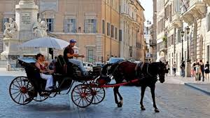 Carriage Ride in Rome - Italian Heritage Tours