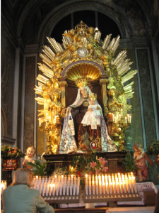 Italian Cathedral Church Shrine - Italian Heritage Tours
