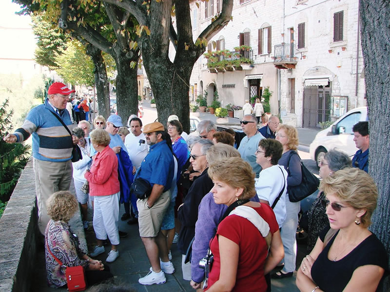Professionally guided tours of Italy - Italian Heritage Tours