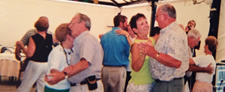 Finish a romantic evening with some dancing! - Italian Heritage Tours